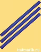 Термоклей цветной синий