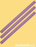 Термоклей цветной фиолетовый