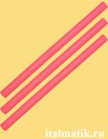 Термоклей цветной розовый