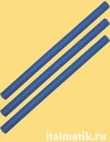 Термоклей цветной светло-синий